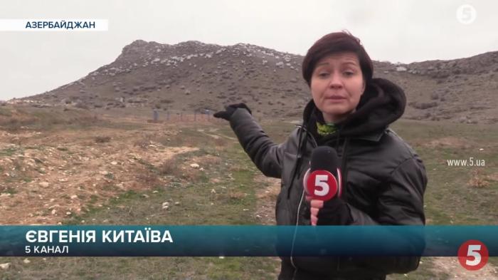 El canal de Ucrania emite un reportaje sobre la tragedia de Joyalí