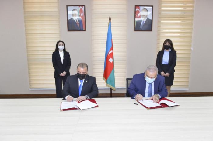 Baş Prokurorluq və DİA arasında memorandum imzalandı