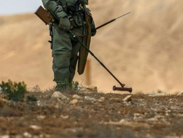 Cerca de 25.000 explosivos neutralizados en Karabaj