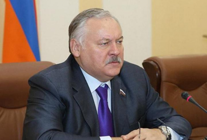 Zatulin: Armenia is being dragged into a civil war