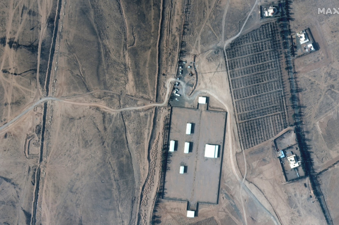 Rockets hit airbase in Iraq hosting US troops