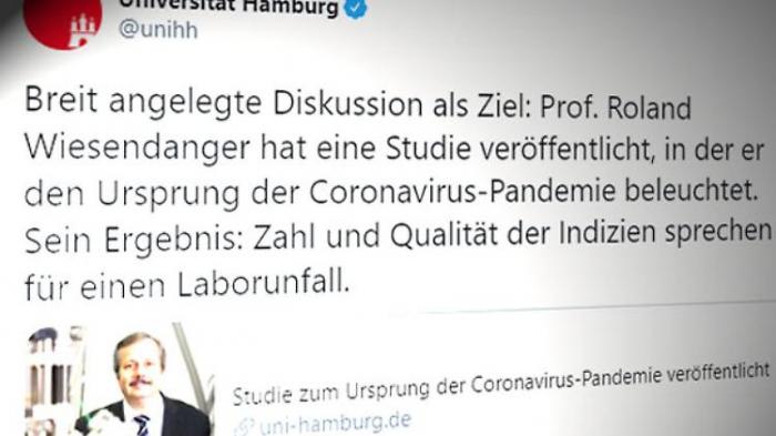 Uni-Präsident spricht nicht mehr von Studie