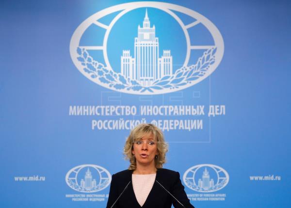 Rusia dice que las sanciones de EE. UU. y la UE son para distraer la atención