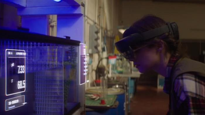 Microsoft will digitale Kommunikation mit Hologrammen aufpeppen