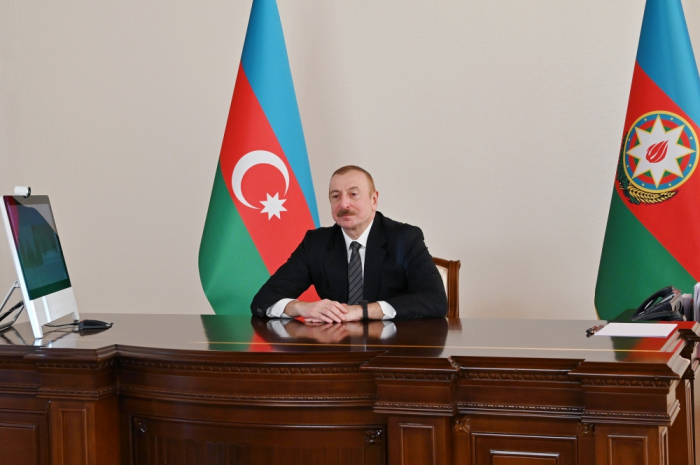 President Aliyev: Azerbaijan supports Pakistan in all issues, including Kashmir