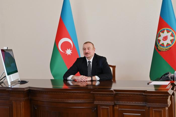 Ilham Aliyev:Azerbaiyán apoya a Pakistán en todos los asuntos,incluido el de Cachemira