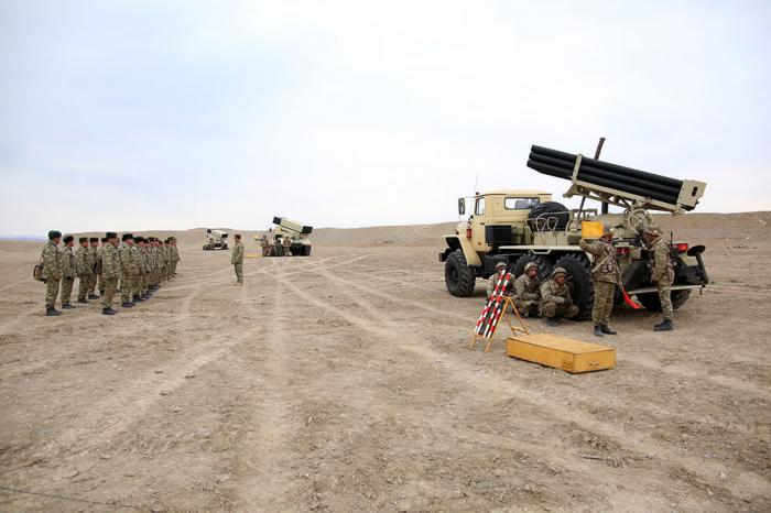 Command training of Nakhchivan garrison's troops held –  PHOTO/VIDEO