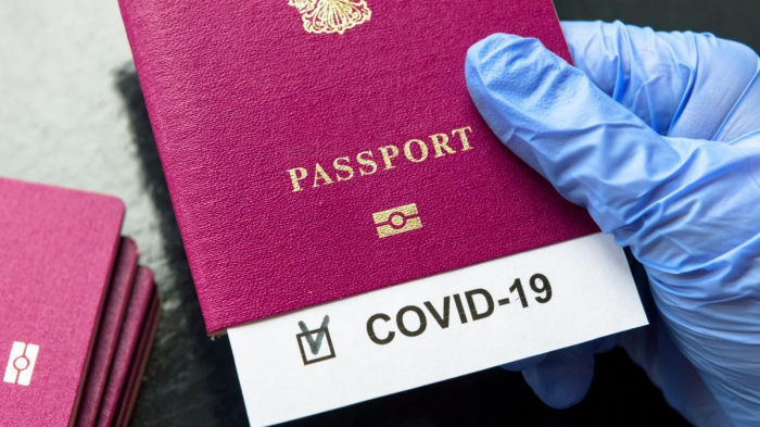 WHO advises against introducing COVID-19 passports for now