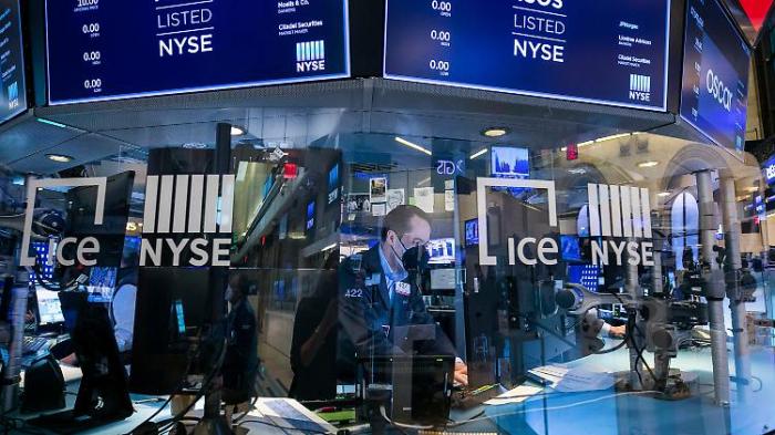 Arbeitsmarktdaten bremsen Wall Street aus