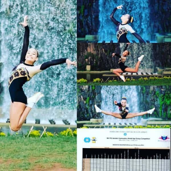 Gimnasia aeróbica: dos atletas misioneras rumbo al Mundial de Bakú