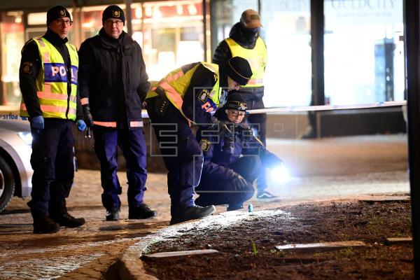 El autor de un posible atentado en Suecia es un afgano de 22 años, según varios medios