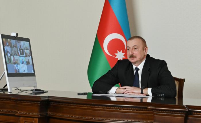 Ilham Aliyev interviene en la cumbre de la Organización de Cooperación Económica -Texto completo