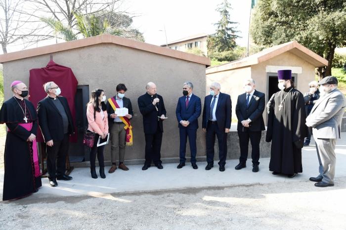 مؤسسة حيدر علييف تساهم في حماية التراث العالمي والديني في الفاتيكان - صور