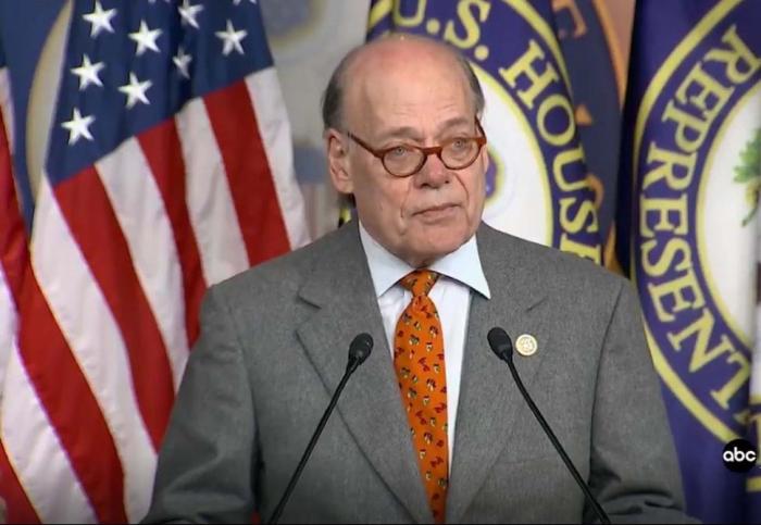 Un congresista de EE UU emitió una declaración sobre Joyalí