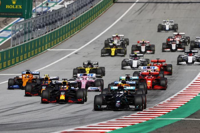So dürfen Zuschauer zum Formel-1-Rennen