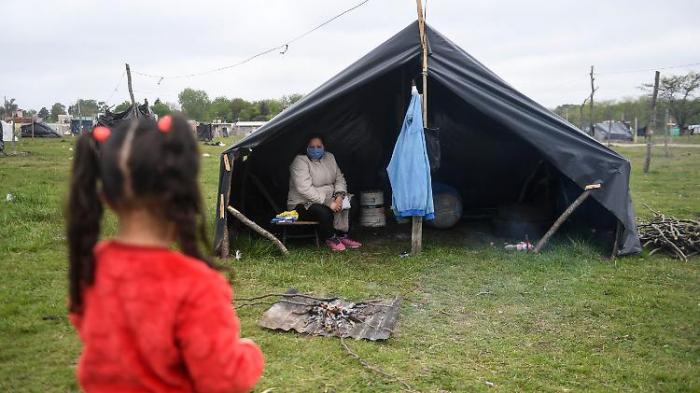 Corona stürzt Lateinamerika in Armut