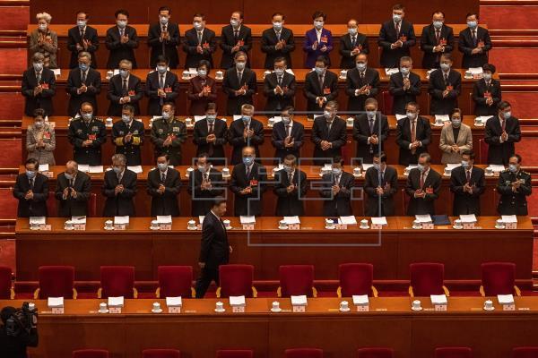 China fija un aumento de su presupuesto de Defensa de un 6,8 % para 2021
