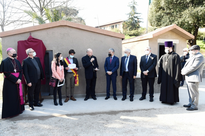 Heydar Aliyev Foundation contributes to protection of world and religious heritage in Vatican - PHOTOS