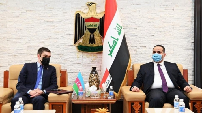 Azerbaijan and Iraq discuss prospects for trade relations
