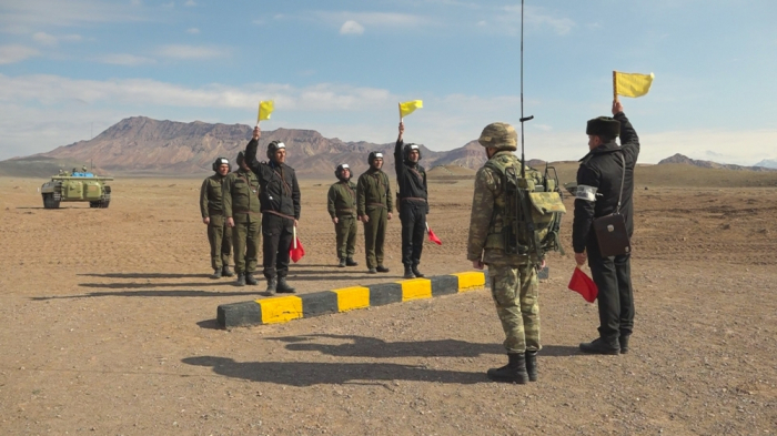 Combined Arms Army conduct live-fire training classes: Azerbaijani MoD –   VIDEO