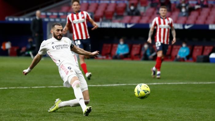 """Benzema """"Real""""ı məğlubiyyətdən xilas etdi"""