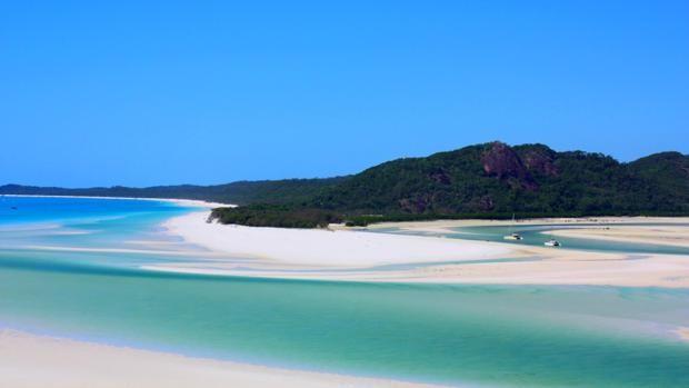Así es Whitehaven Beach, la playa más bonita del mundo en 2021