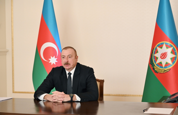 """Spanish-Language Media:   """"Ilham Aliyev expects more progress on the issue of agreement with EU"""""""