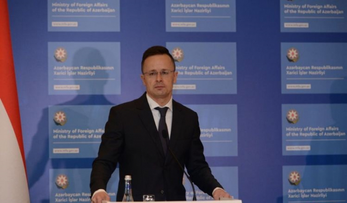 Hungary to buy gas from Azerbaijan soon, says FM