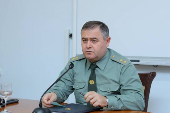 Pashinyan nominates Armenian general as new Chief of General Staff of Armed Forces
