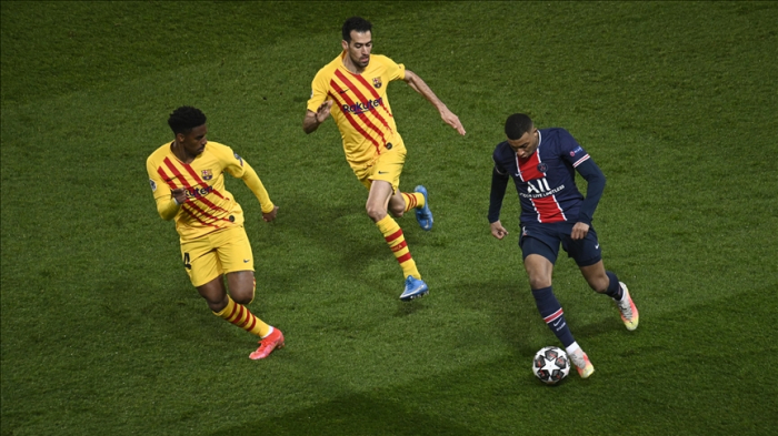 Champions League: PSG eliminate Barcelona to advance to quarterfinals