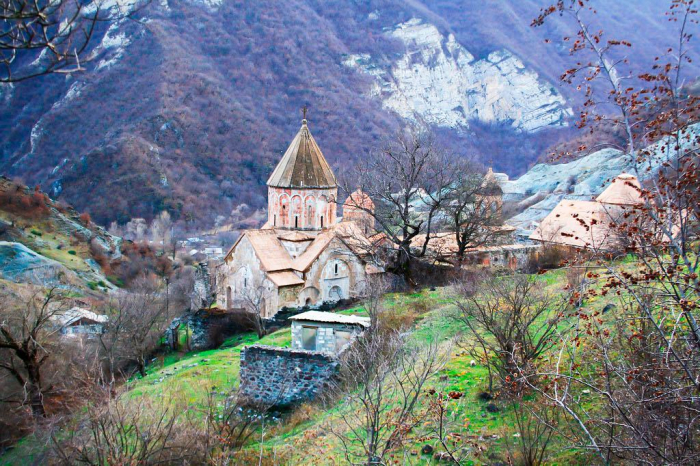 Azerbaijan re-building liberated Karabakh