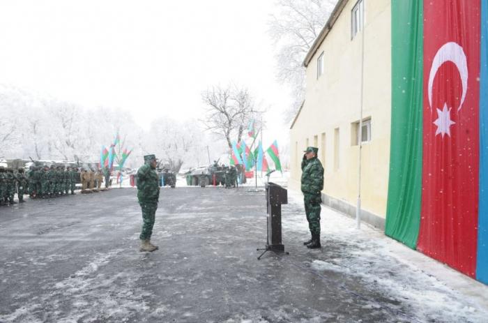Une nouvelle unité militaire du SNPFinaugurée à la frontière avec l