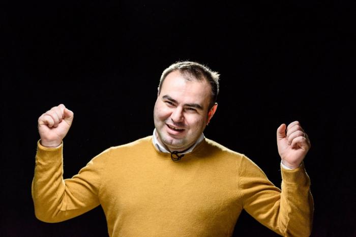 Azerbaijani Grandmaster Shahriyar Mammadyarov defeats Armenian Aronian