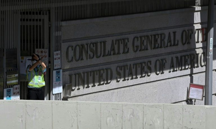 US temporarily closes its consulate in Hong Kong
