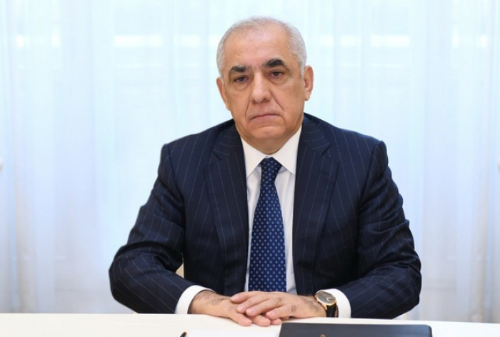 Azerbaijani PM presents government report for 2020 at parliament