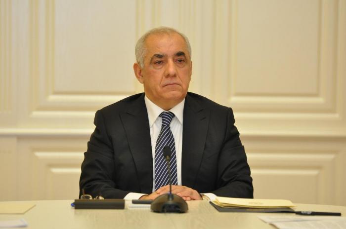 Azerbaijani PM Ali Asadov comments on price rise