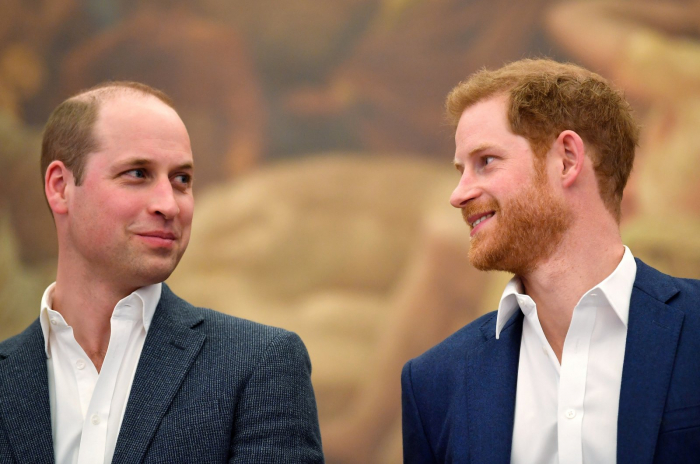 Princes Harry and William speak for first time since interview