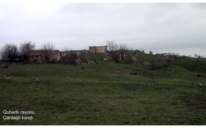 Chardagli village of Azerbaijan's Gubadli district –  VIDEO