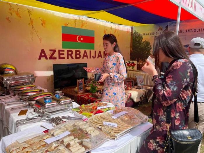"""İslamabadda """"Novruz 2021"""" adlı mərasim keçirilib -    FOTOLAR"""