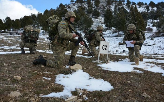 Azerbaijani paratroopers undergo training in Turkey –  PHOTO
