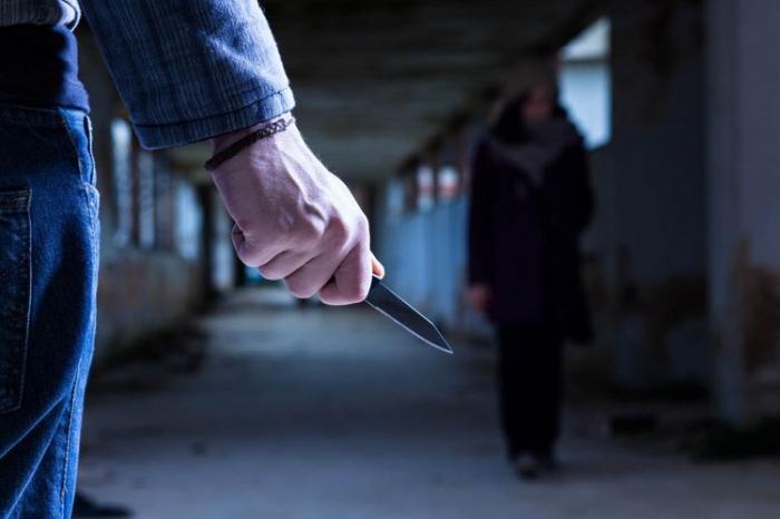 Hacıqabulda ana azyaşlı oğlunun gözü qarşısında öldürüldü