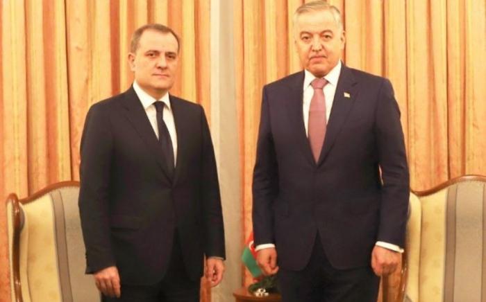 Foreign ministries of Azerbaijan, Tajikistan sign cooperation program