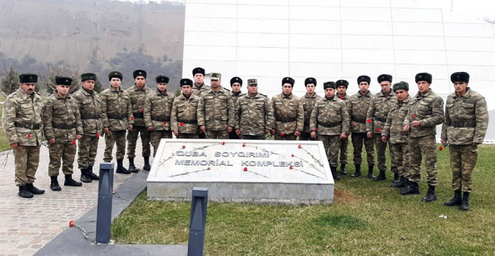 Azerbaijani Army holds events to remember victims of March 1918 genocide –   VIDEO