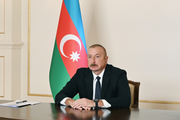 Int'l organizations always supported Azerbaijan's position – President