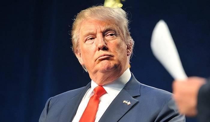 Tramp respublikaçılara pul qadağası qoydu