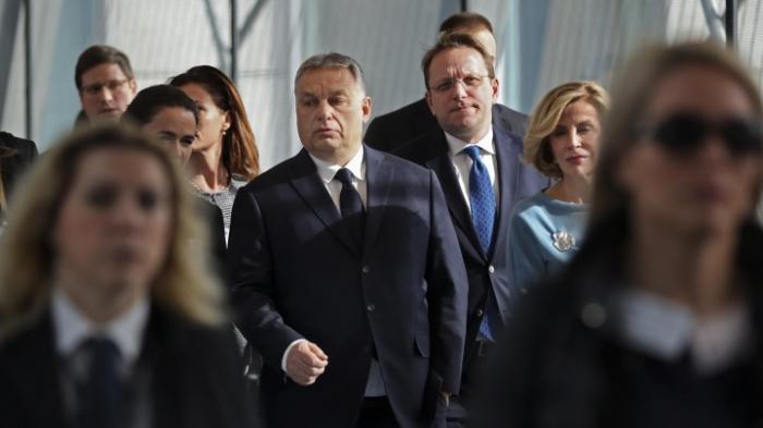 Ungarns Fidesz verlässt EVP-Fraktion