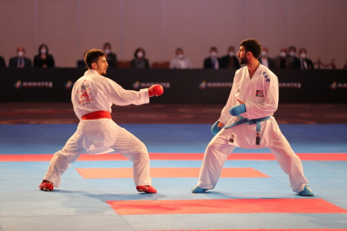 Azerbaijani fighters win four medals at karate tournament in Istanbul