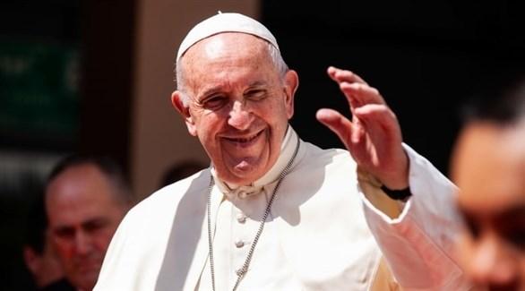 البابا يؤكد على زيارته إلى العراق رغم الهجوم الصاروخي