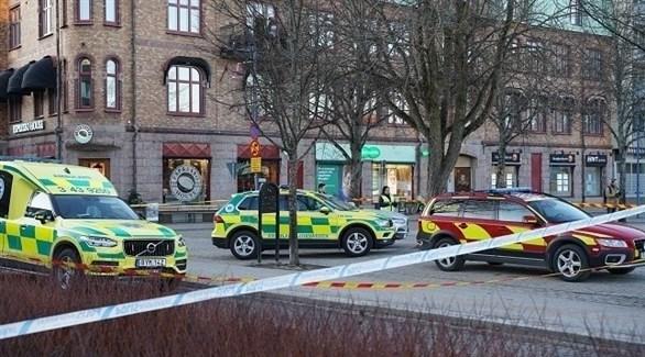 7إصابات 3 من ضحايا هجوم الطعن في السويد خطيرة