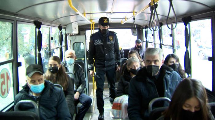 Polis Sumqayıtda reyd keçirdi -    VİDEO